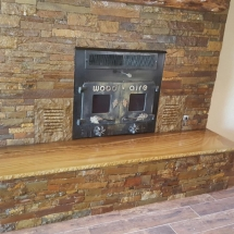 Timber Mill Hearth