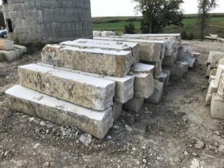 Limestone Block Sawn Top and Bottom 2