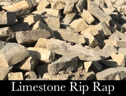 Limestone Rip Rap